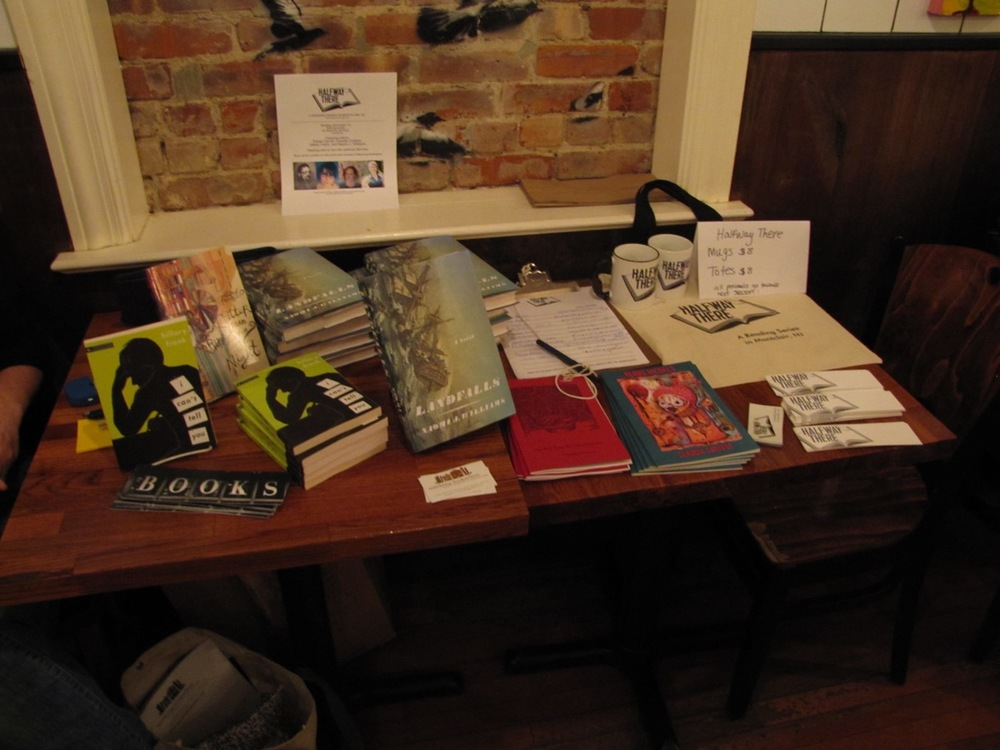 Books from Watchung Booksellers and Merch