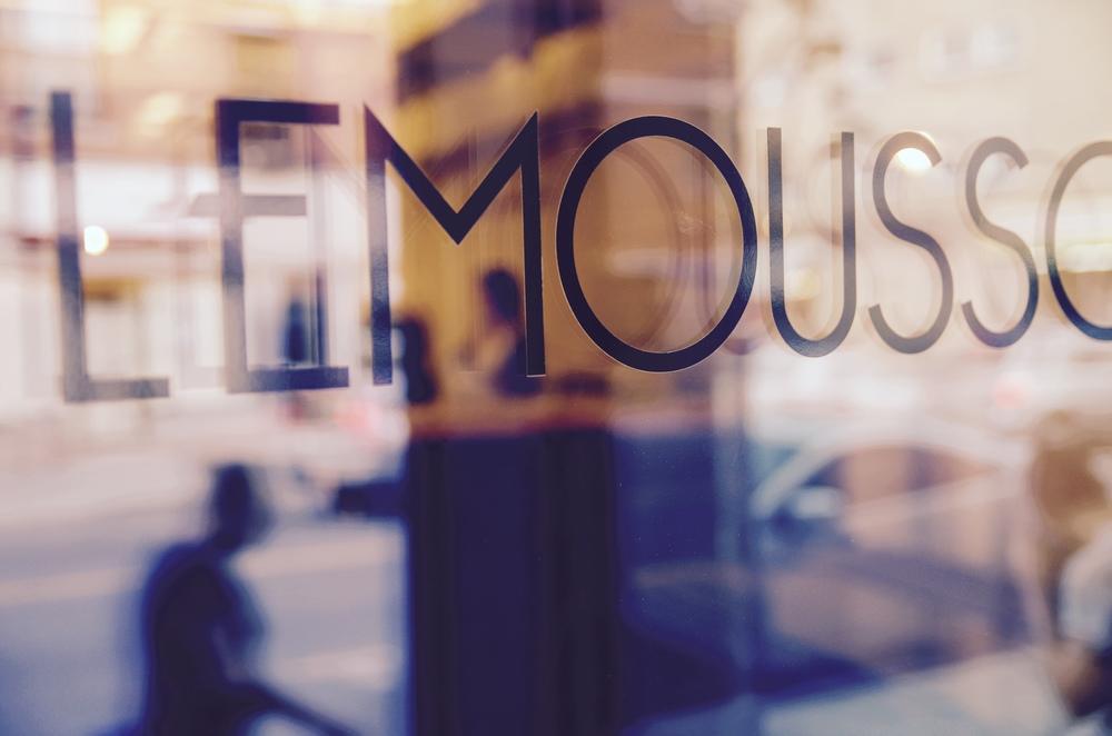 Le Mousso, 1023 rue Ontario, Montréal