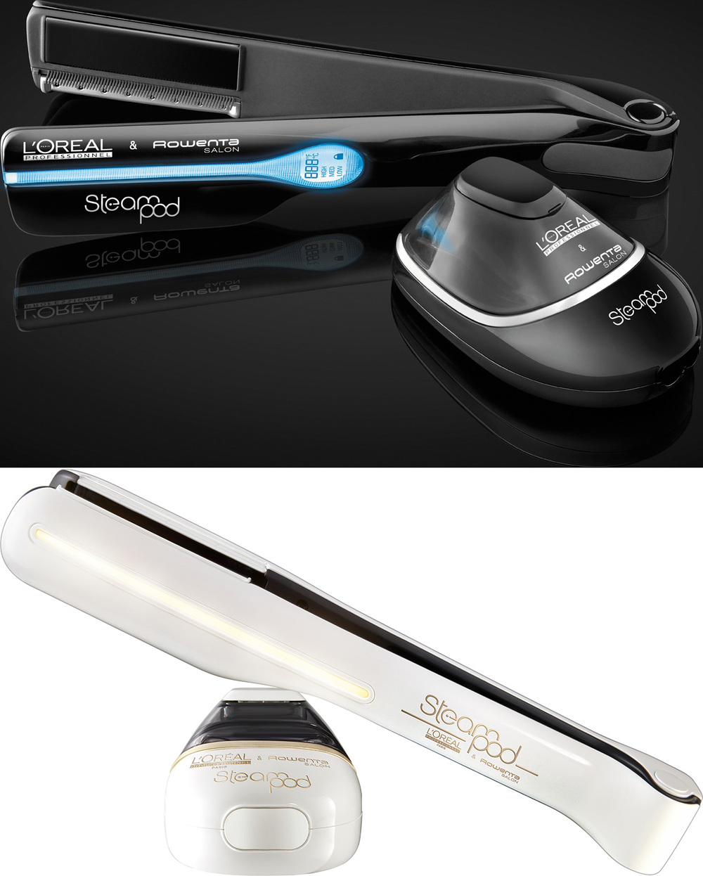 L'Oreal Professional Steampod Hair Straightener 2.0