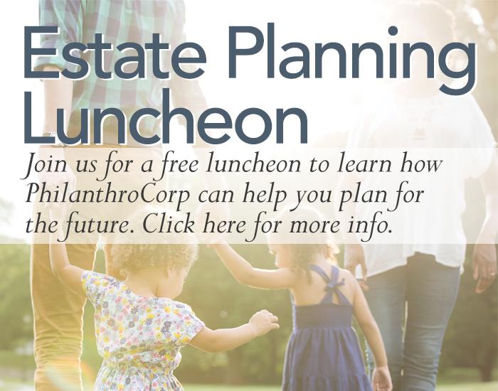 Estate Planning Luncheon
