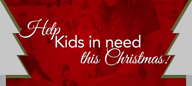 Help Kids in Need this Christmas — Calvary Church