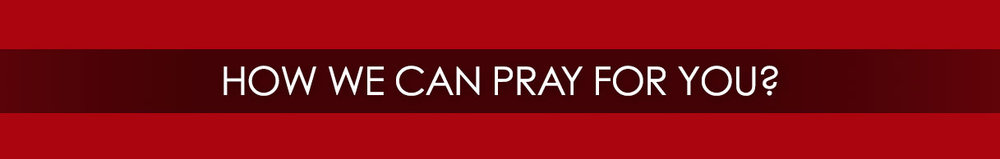 Request Prayer  Calvary Church