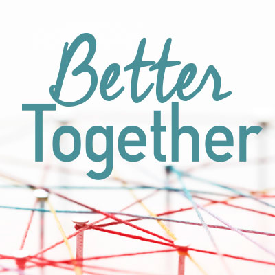 Better Together Series Page