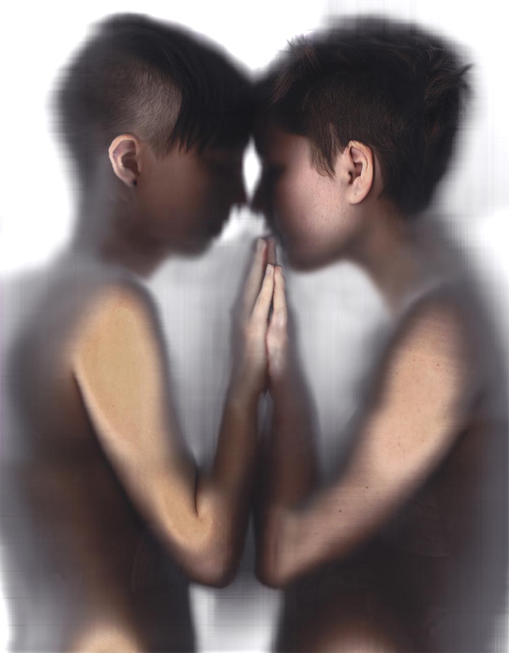 Many Mirrors of Myself