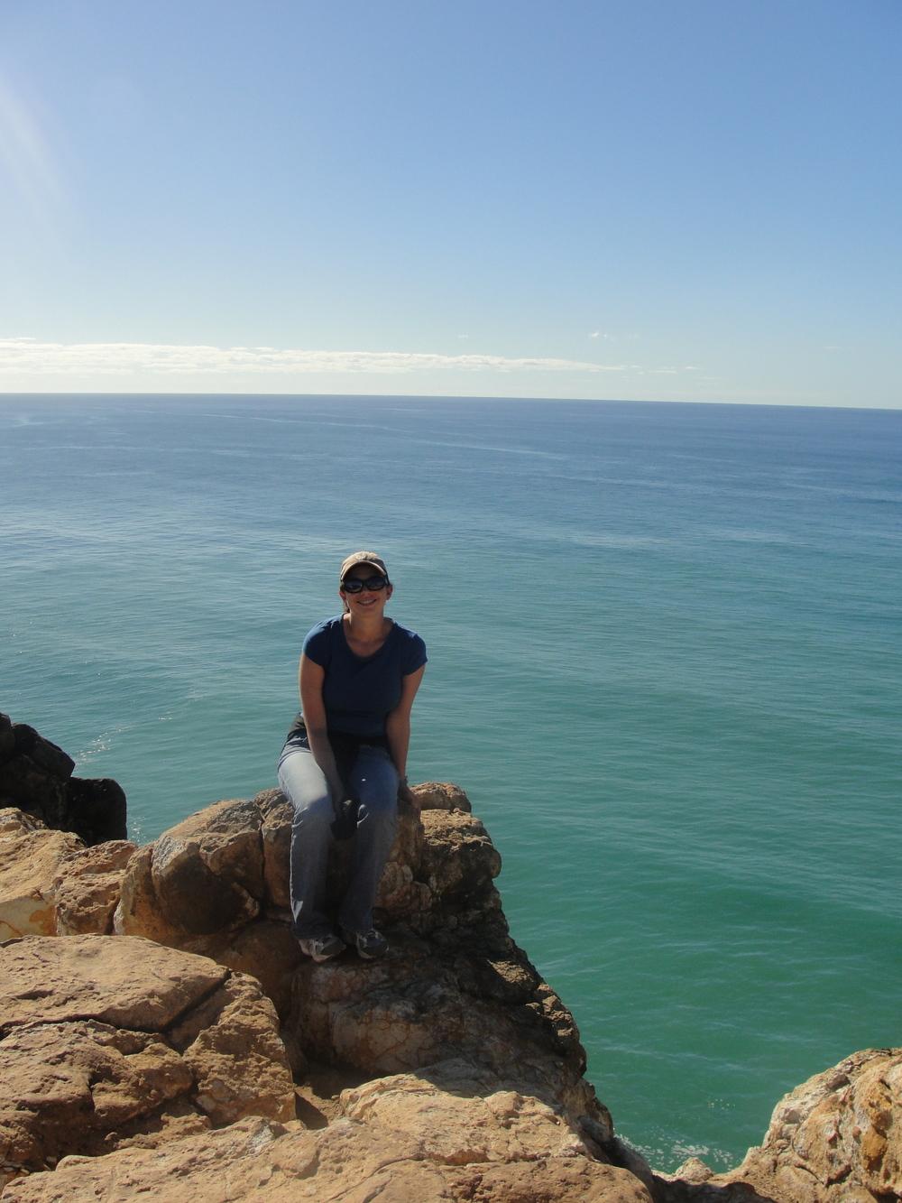 The Coast of Fraser Island Australia