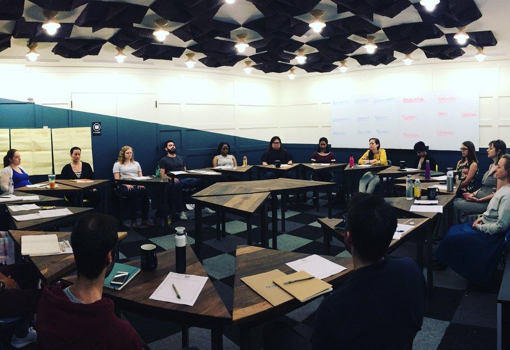 career mapping workshop 6:3.JPG