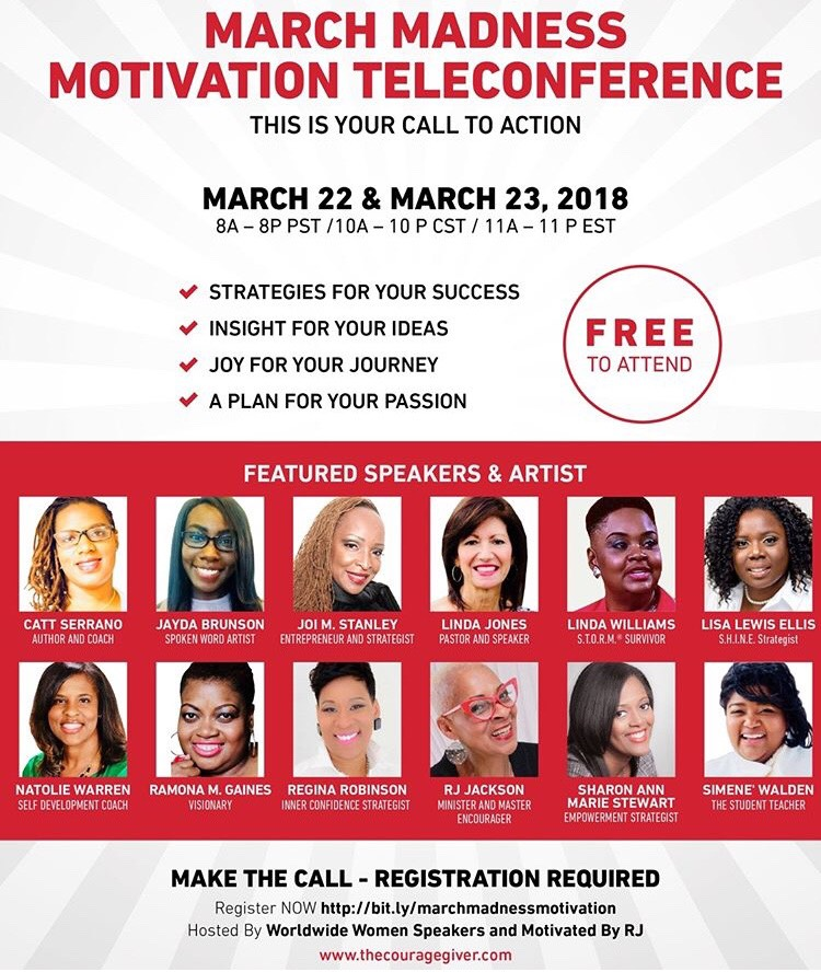 March Madness Motivational Conference