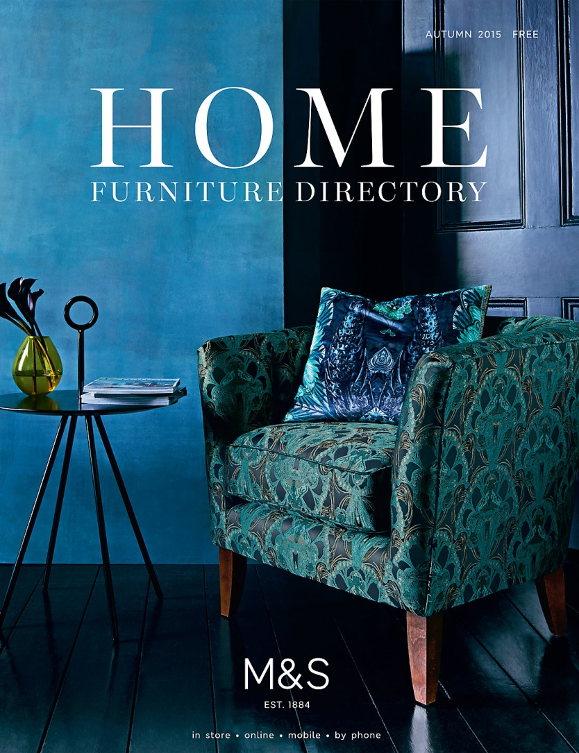 Marks & Spencer AW Furniture Catalogue