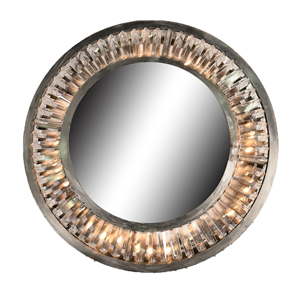 Timothy Oulton Rex Illuminated Mirror