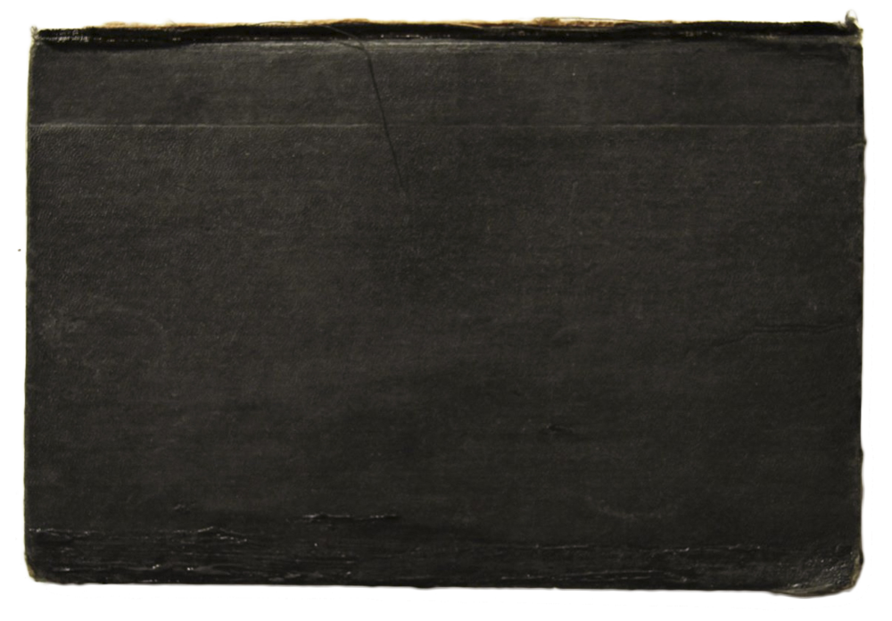 B_19,5 x 13 cm_tinta serigráfica y grafito sobre tapa de libro_2014.png