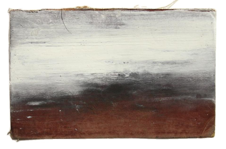 WGR  Técnica: Mixta sobre carátula de libro  Medida: 16,5 x 10,5 cm  Año: 2015