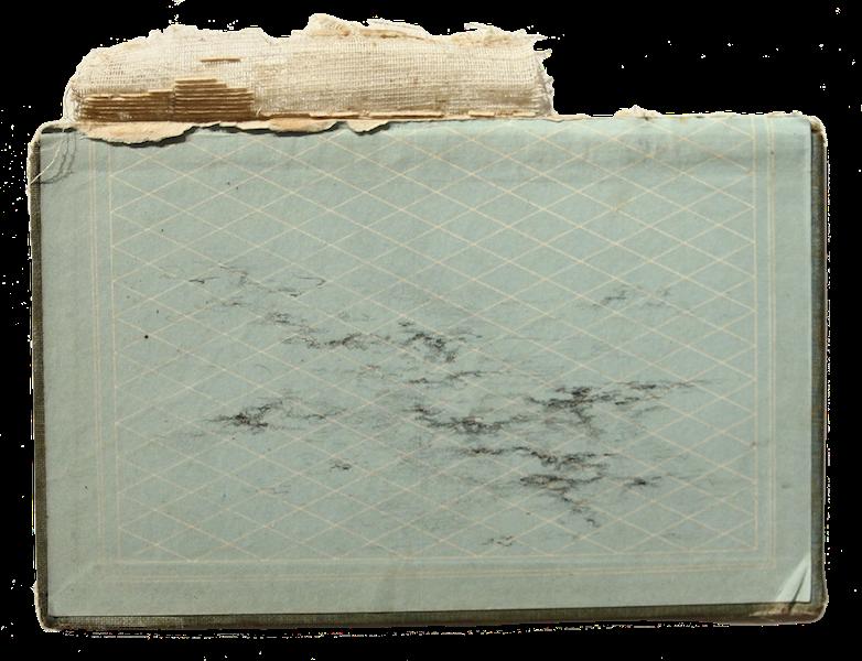 SIN TÍTULO  Técnica: Grafito sobre carátula de libro  Medida: 22 x 13 cm  Año: 2014