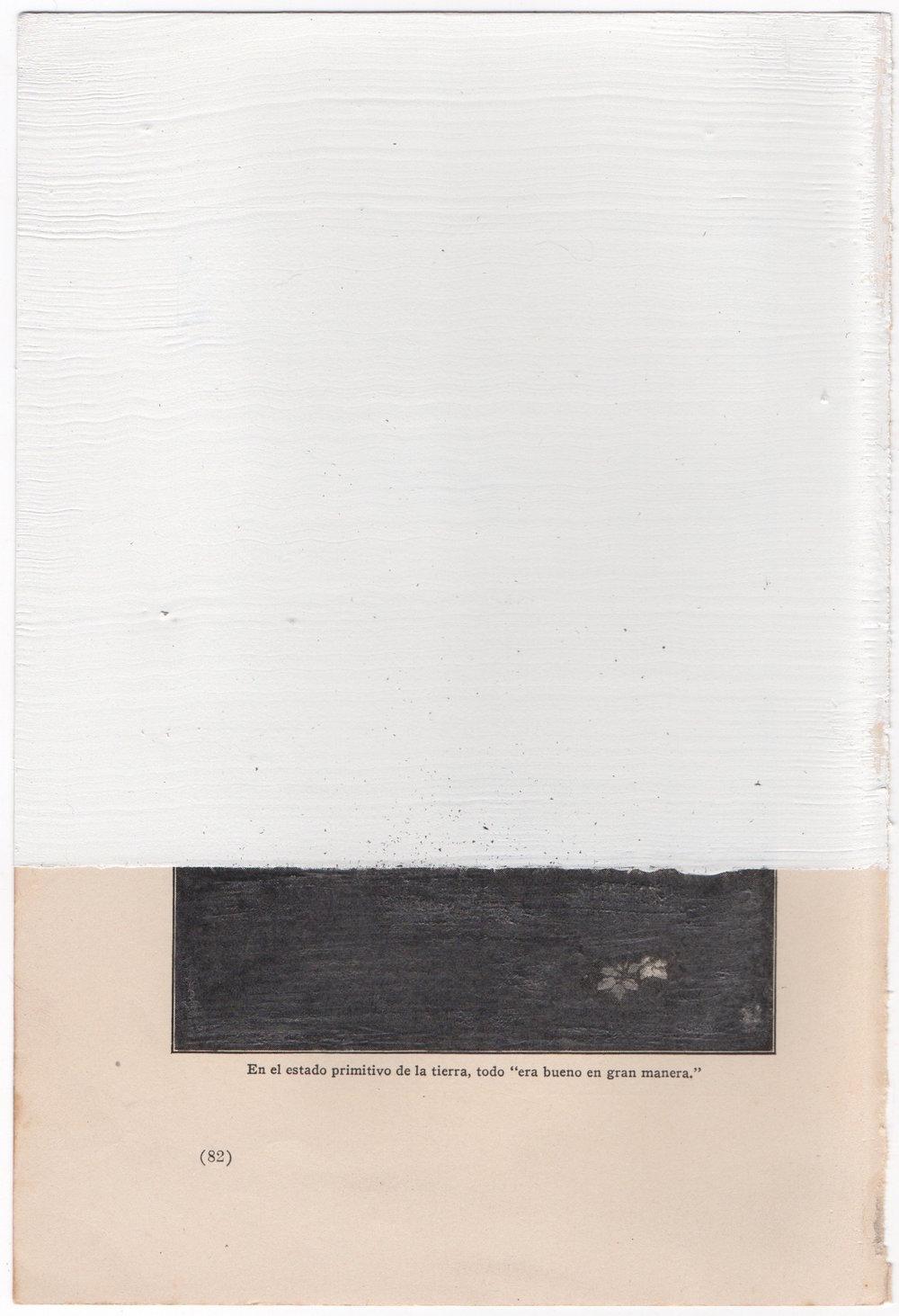 SIN TÍTULO  Técnica:Mixta sobre papel  Medida: 22 x 15 cm  Año: 2016