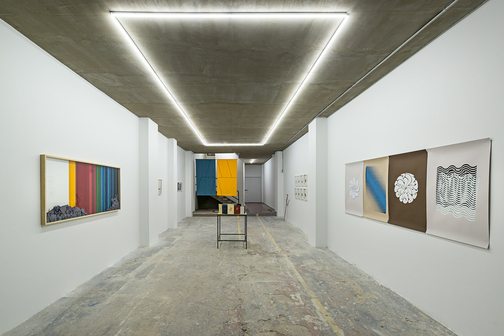 Exhibiton in collaboration with  (bis) | oficina de proyectos