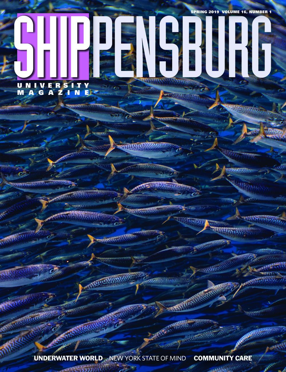 SU Magazine Spring 2019 -