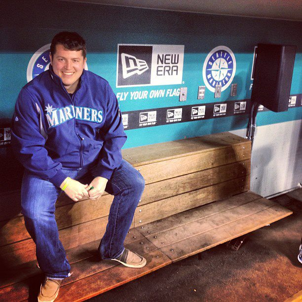 Dr. Gilbreath is a fan of the mariners.