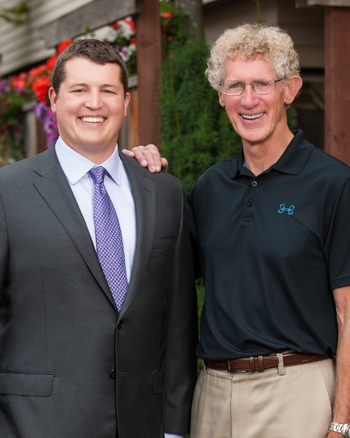 Meet Dr. Gilbreath and Dr. Craig at Gilbreath Dental in Burien, WA.