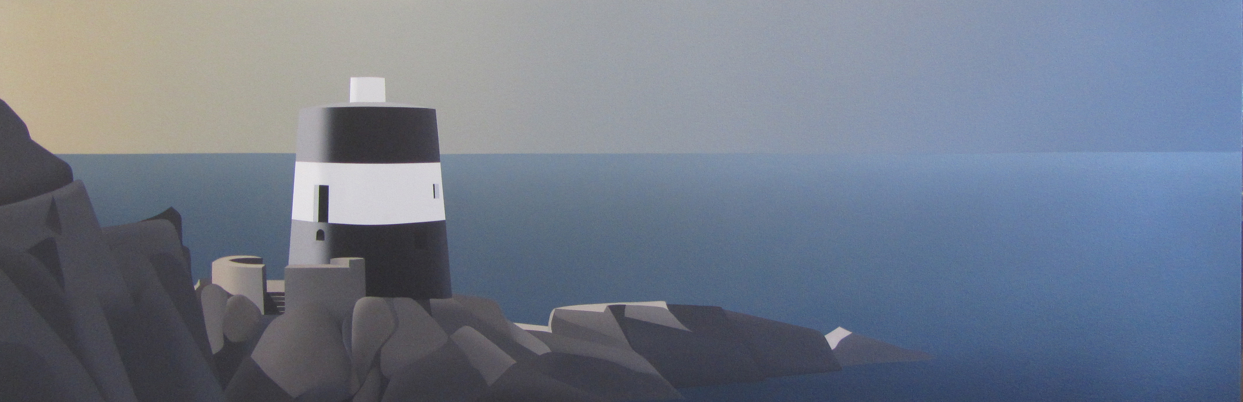 Noirmont Tower by Ian Paterson