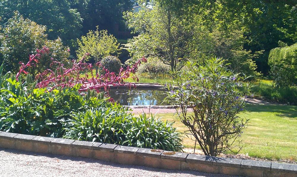 Brownlow garden