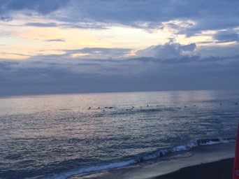 Canggu sunsets