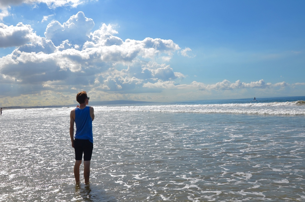 @leightonbearchell in Santa Monica, California