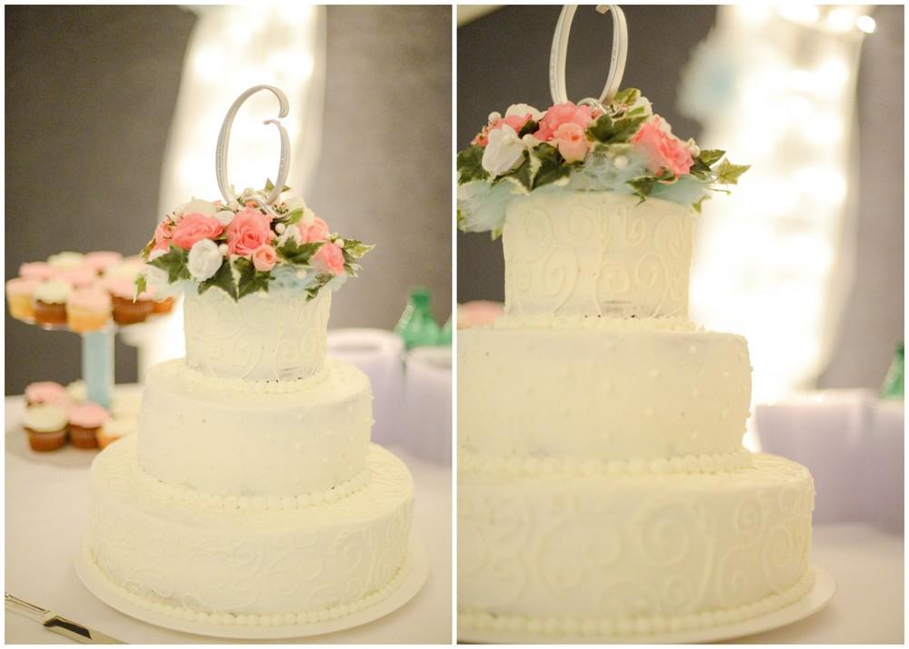 Kentucky wedding cake ideas