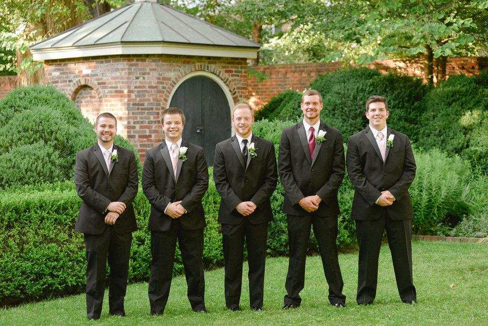 Lexington wedding