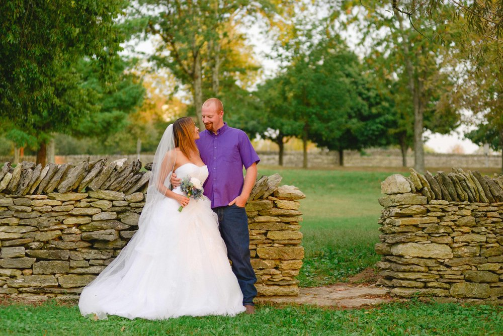 Wedding photography in Kentucky
