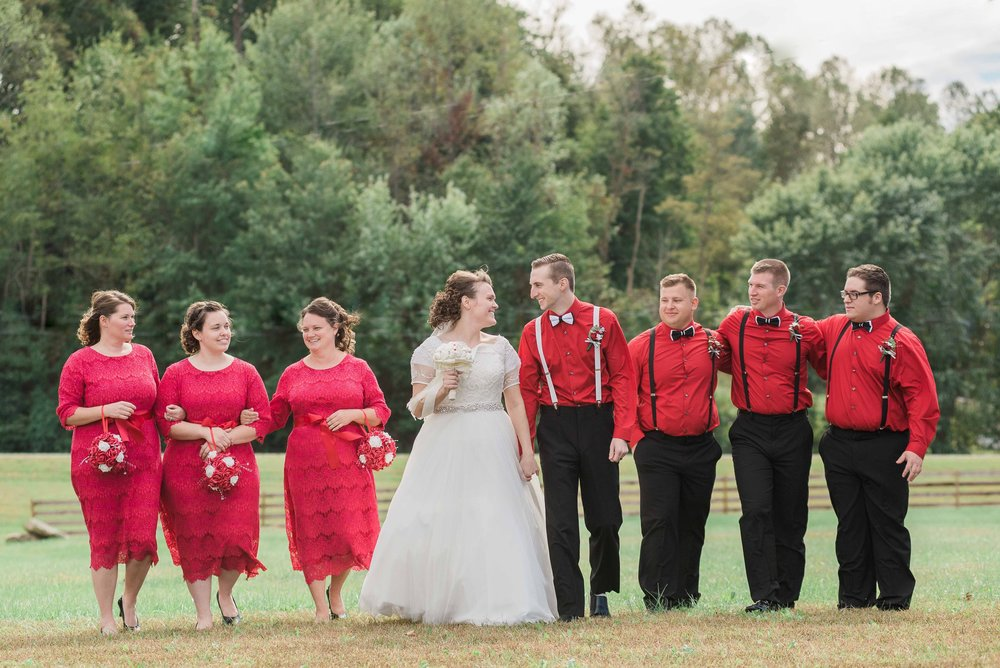 Wedding photographers in Lexington
