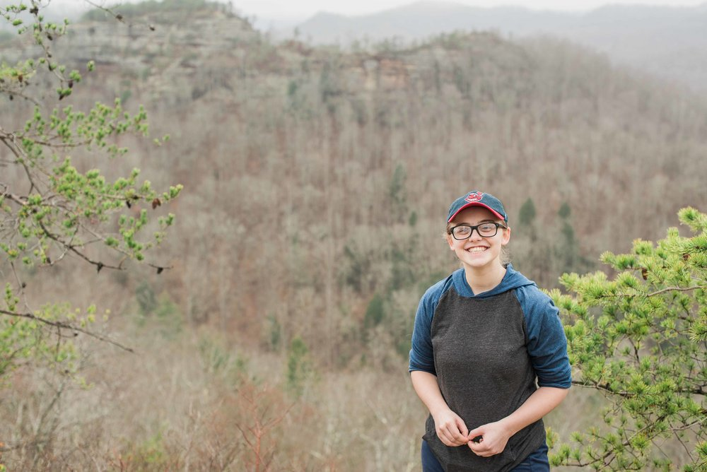 Auxier Ridge, Red River Gorge