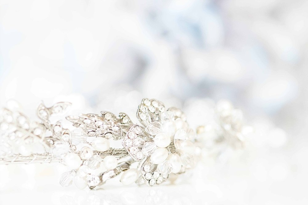 Southern Belle Glitz bridal jewelry