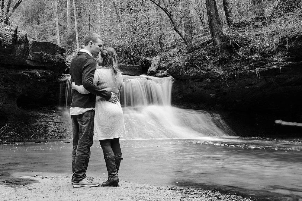 Creation Falls Kentucky photographers