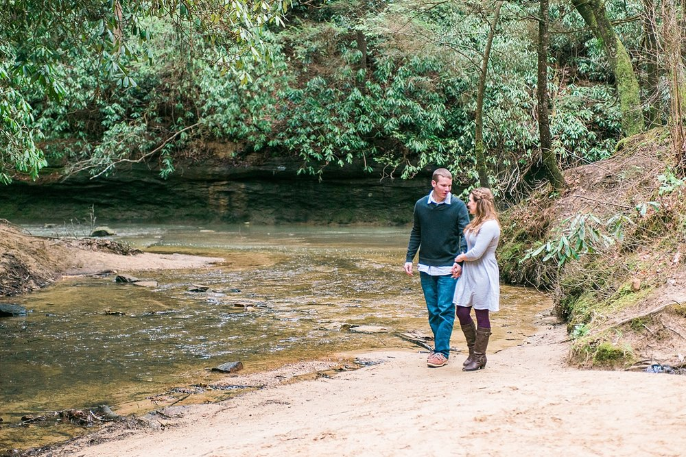 Red River Gorge adventure photography