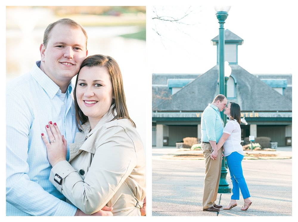 Kentucky wedding photographers, Keith & Melissa