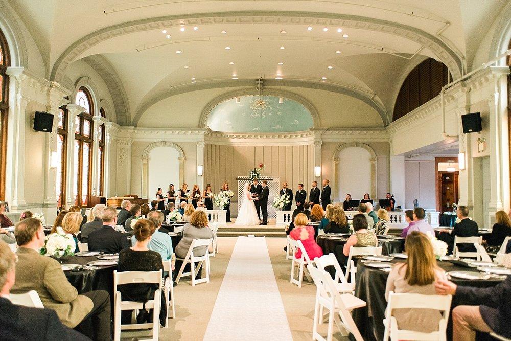Cardome Center weddings