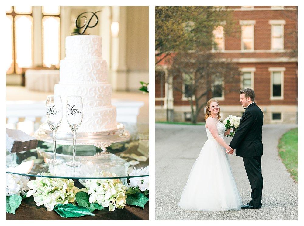 Leanne's Cake Creations, Lexington, KY wedding cakes