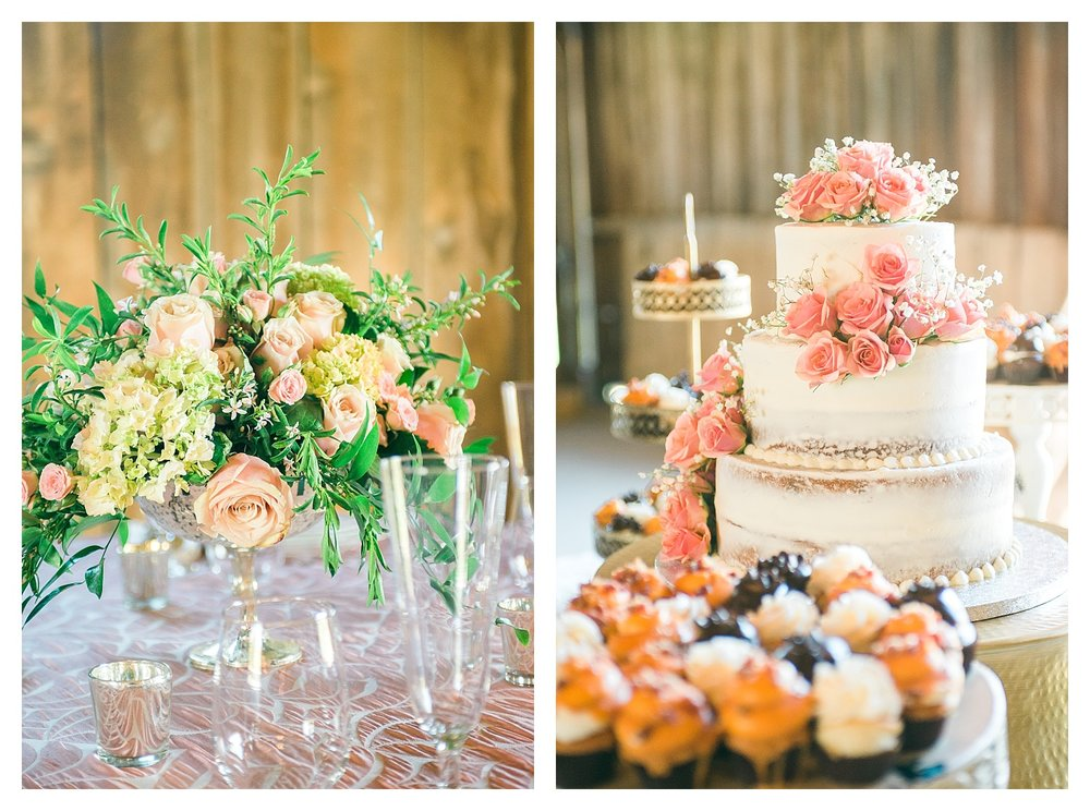beautiful wedding cakes with roses