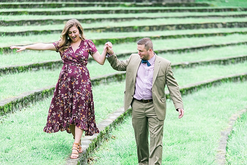 EKU ampitheater engagment photos