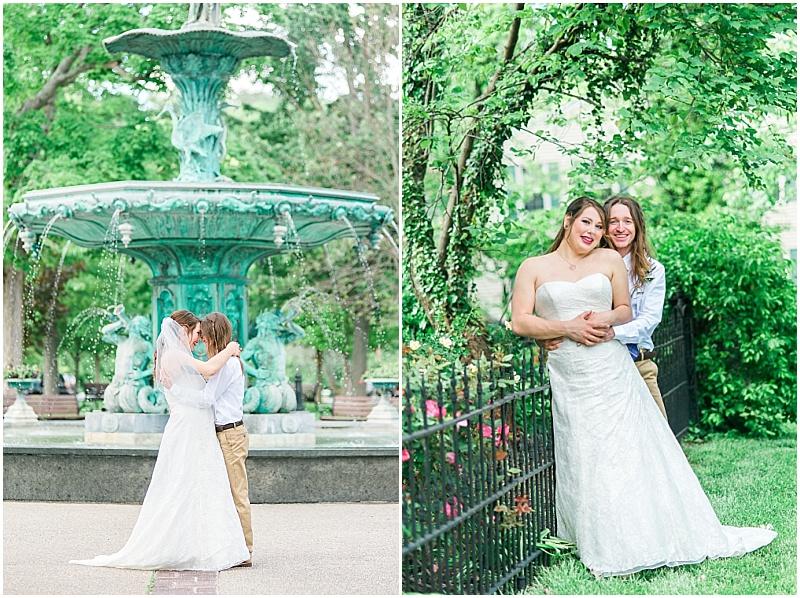 beautiful wedding photography in kentucky