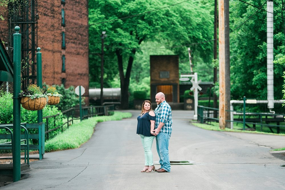 Buffalo Trace wedding photos