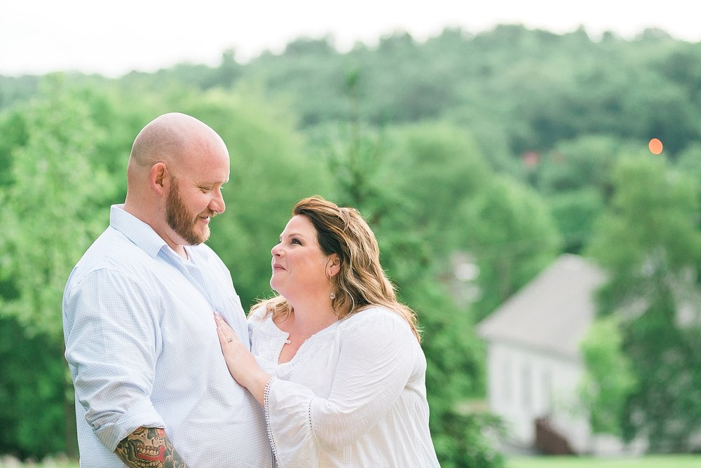 buffalo trace engagement photos