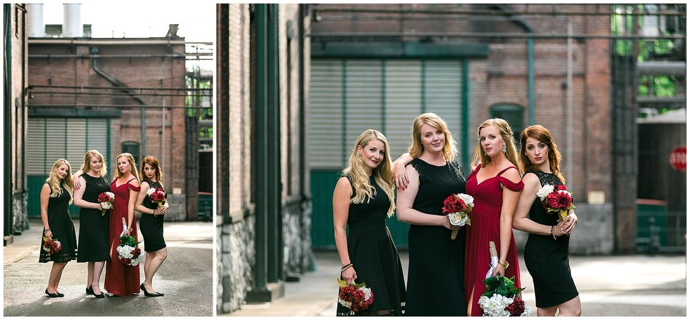 central kentucky wedding photographers