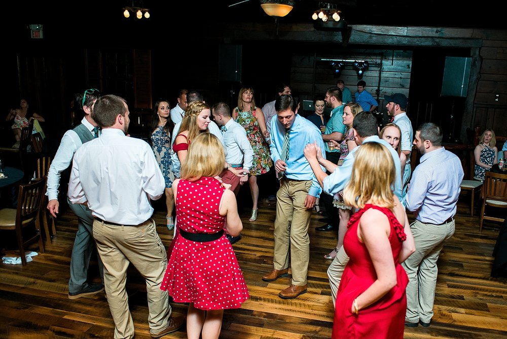 buffalo trace wedding reception