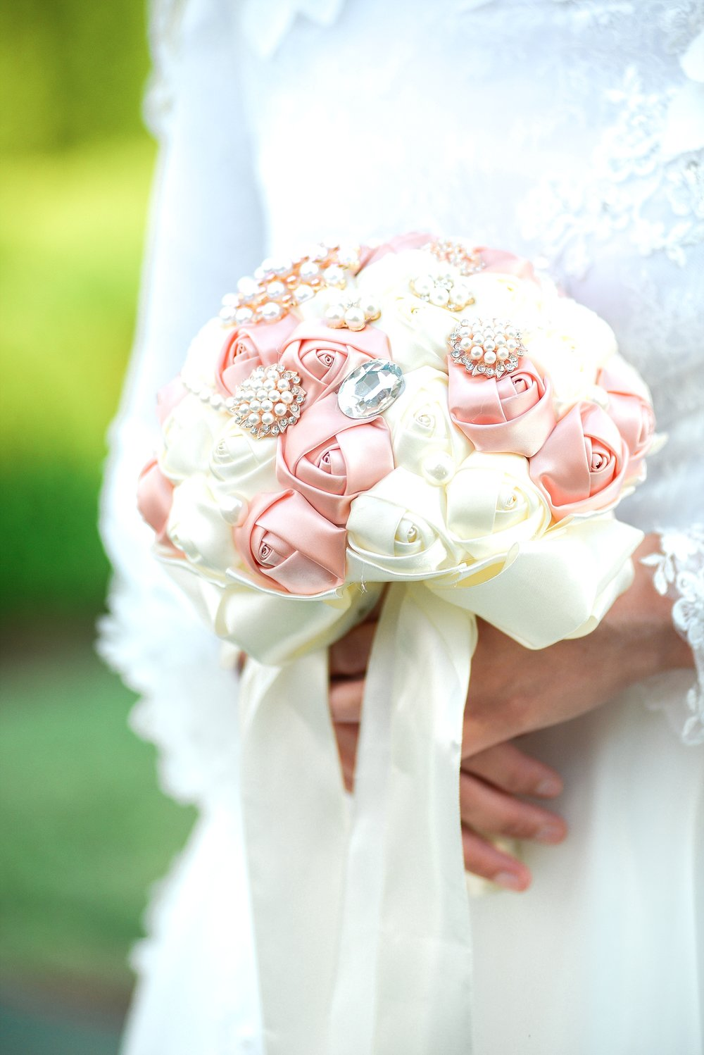silk-bridal-bouquet