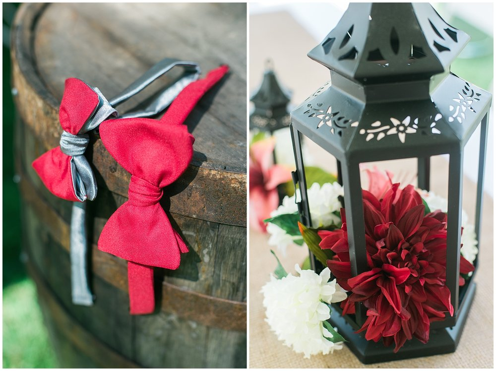 red-gray-fall-wedding