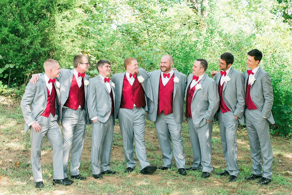 groom-groomsmen-gray-red