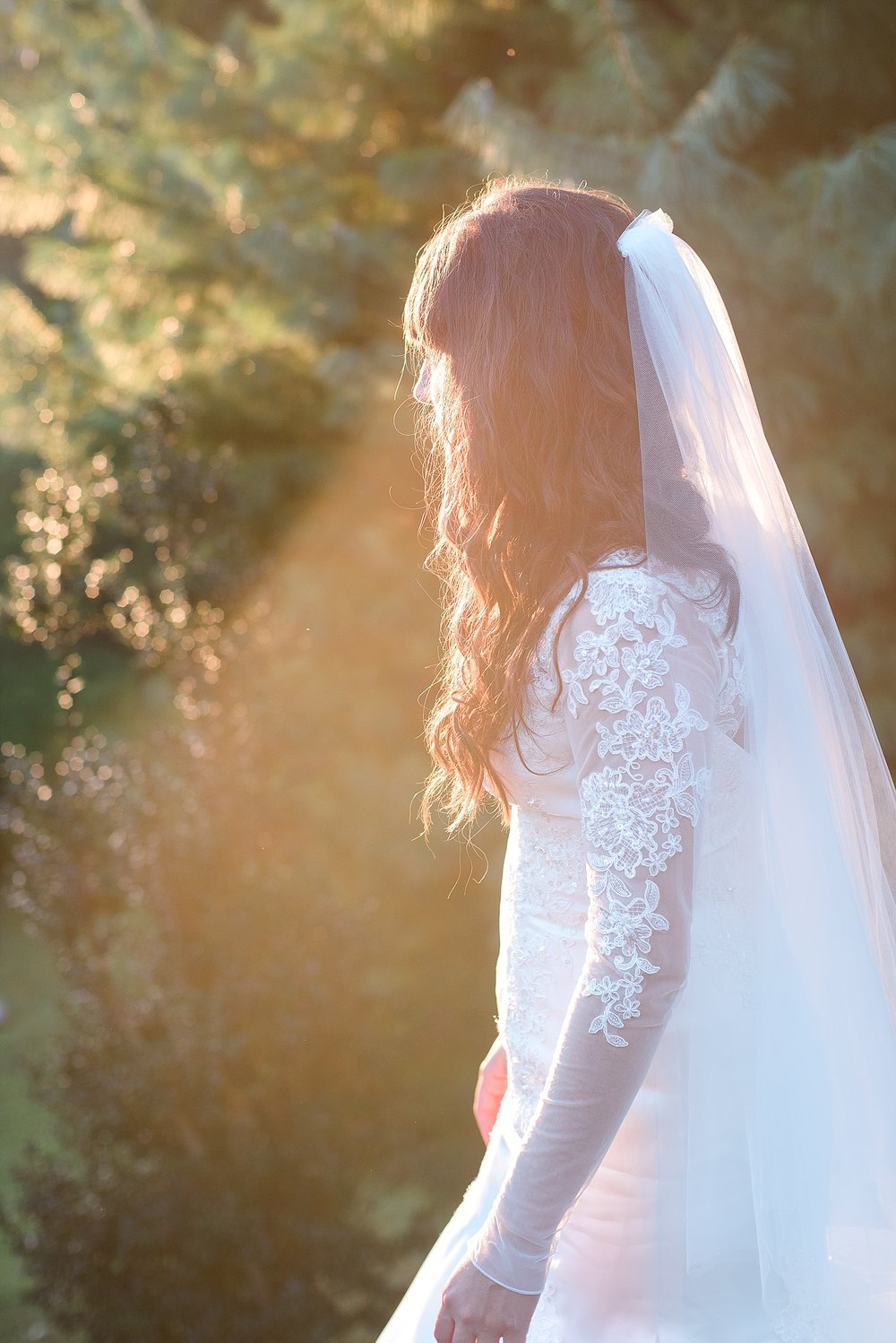 sunset-bridal-photos