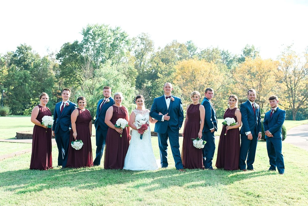 burgundy-navy-wedding-party