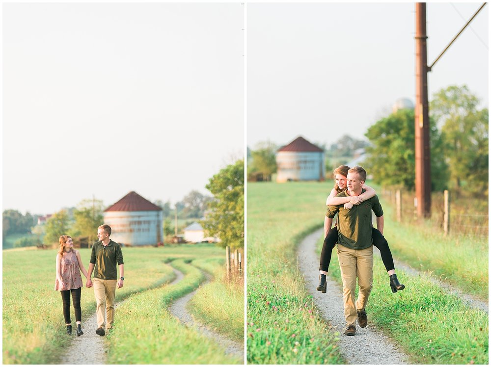 rustic-farm-engagement-session