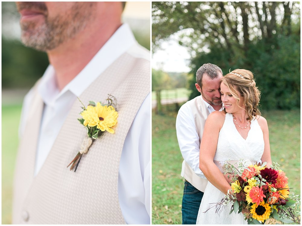 sunflowers-rustic-wedding